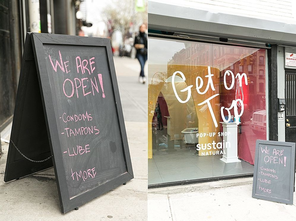 Pop Up Shop Ideas Example Photo - Get On Top Pop Up