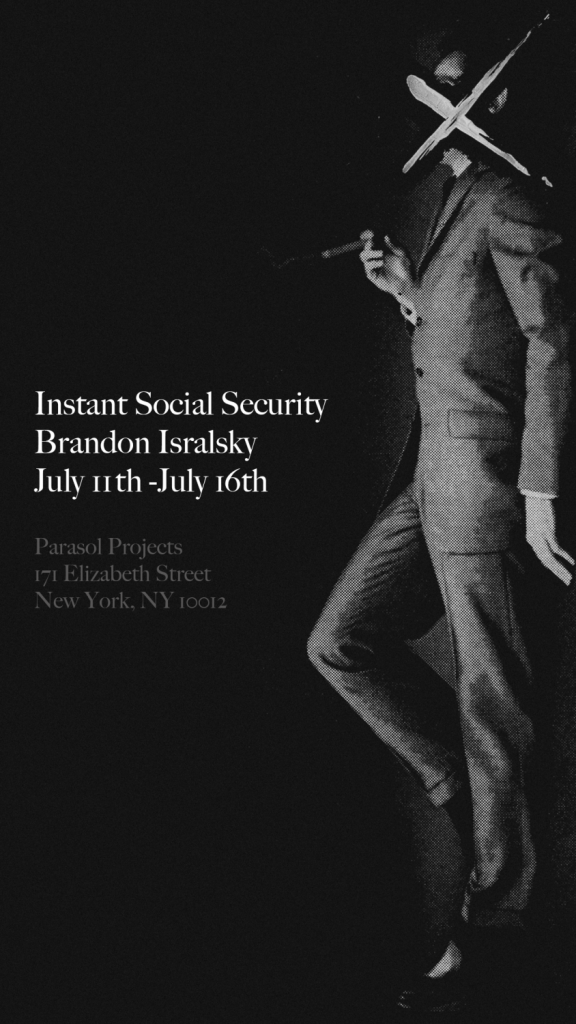 INSTANT SOCIAL SECURITY pop up